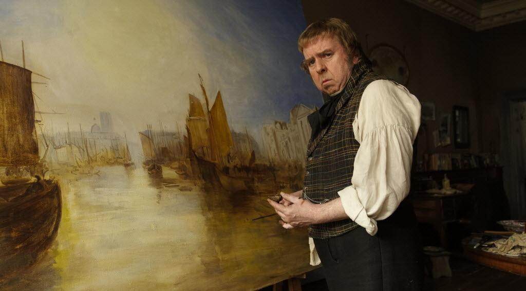 """O ator Timothy Spall interpreta o pintor J.M.W Turner no longa """"Mr. Turner"""", de Mike Leigh. O figurino, indicado ao Oscar 2015, é de Jacqueline Durran. Crédito: Sony Pictures Classics/AP"""