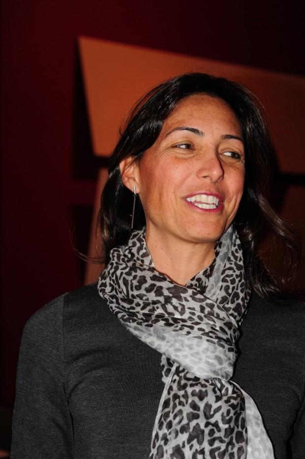 A empresária e ex-nadadora da seleção brasileira, Fabíola Molina. Lucas Lacaz Ruiz/Folhapress