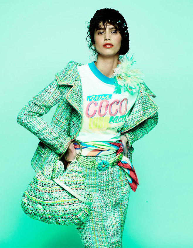 Crédito: Karl Lagerfeld/Divulgação Chanel